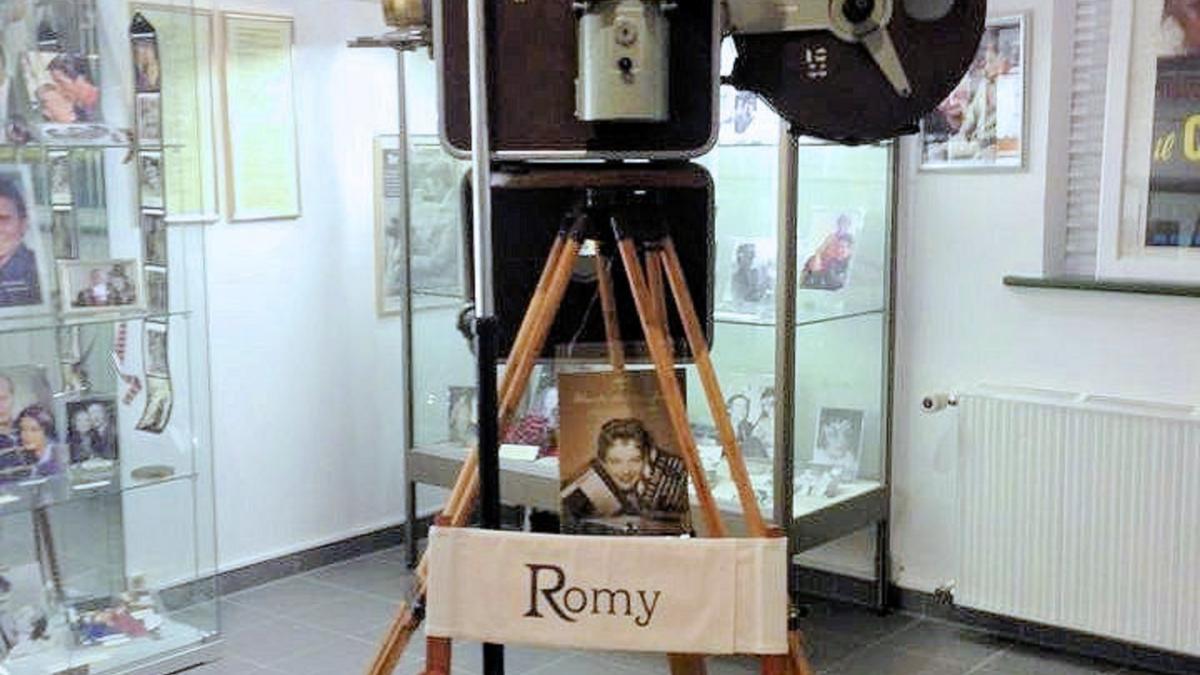 bildzauber-Romy Schneider Museum